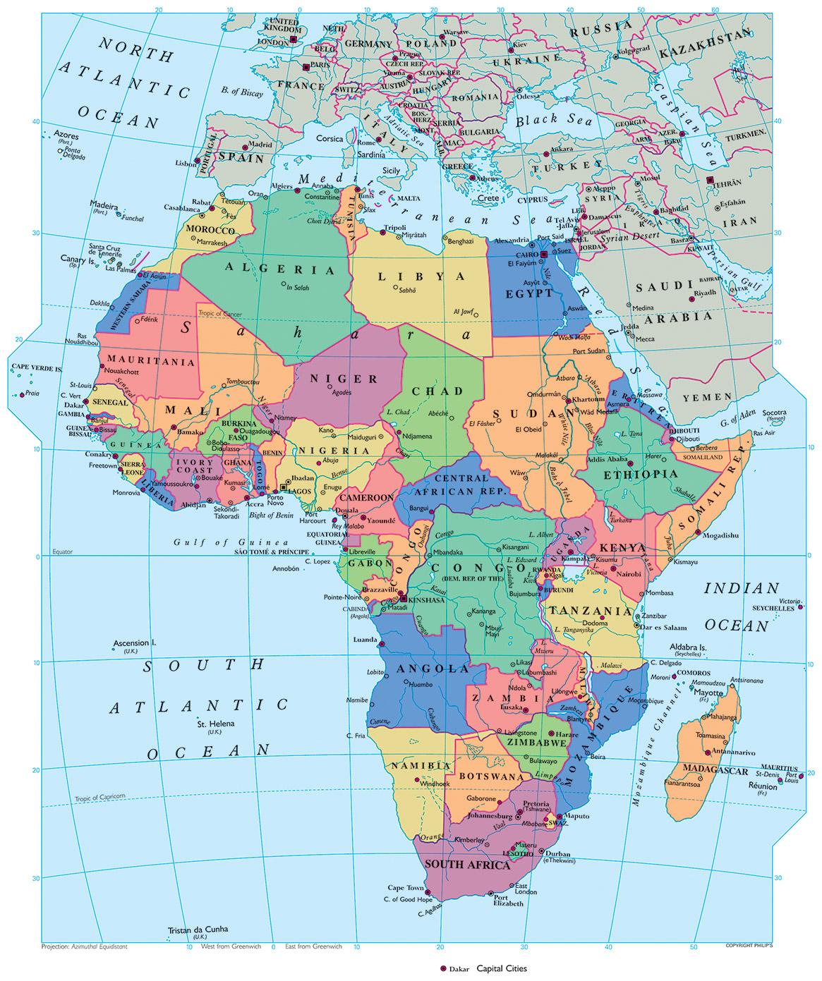africa proximeety Nanterre